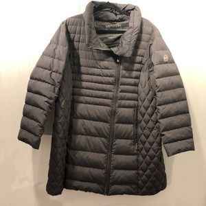 Michael by Michael Kors Packed Down Puffer Coat